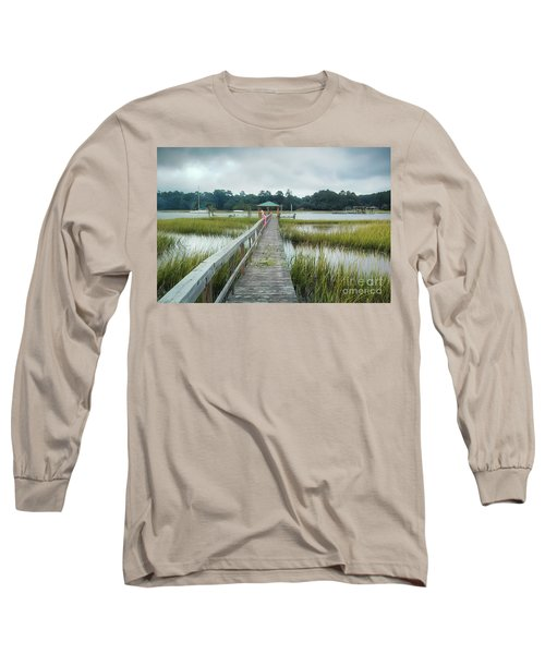 Lowcountry Dock Long Sleeve T-Shirt