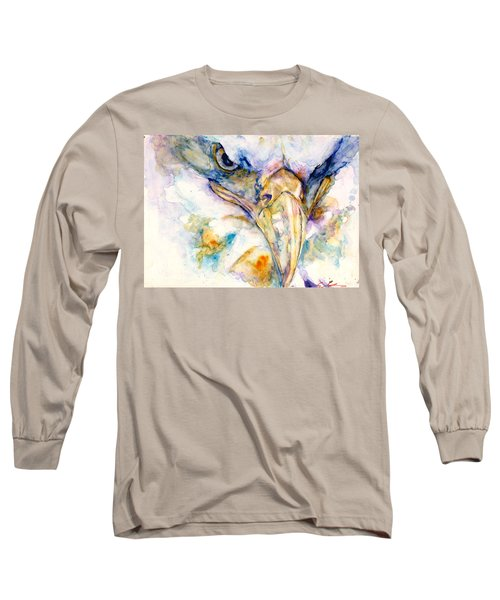 Marie's Eagle Long Sleeve T-Shirt