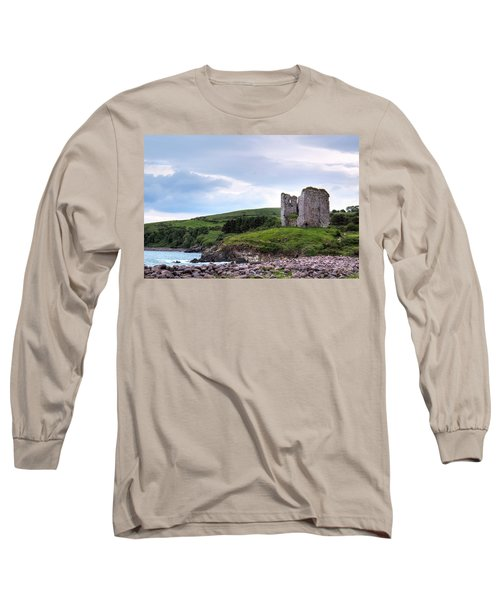 Minard Castle - Ireland Long Sleeve T-Shirt