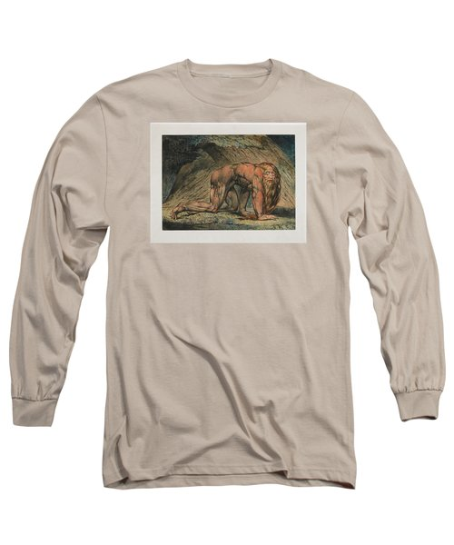 Nebuchadnezzar Long Sleeve T-Shirt