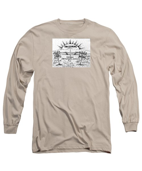 Pack Your Trash  Long Sleeve T-Shirt