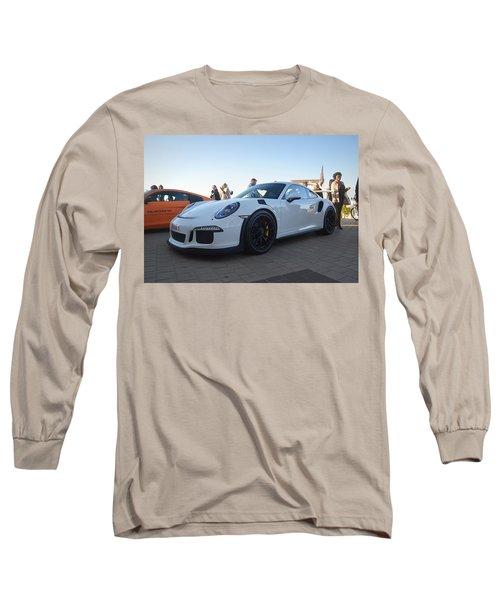 Porsche 911 Gt3rs Long Sleeve T-Shirt