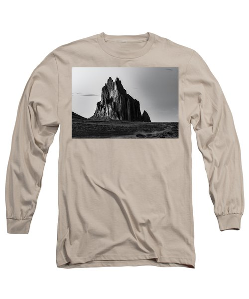 Remote Yet Imposing Long Sleeve T-Shirt