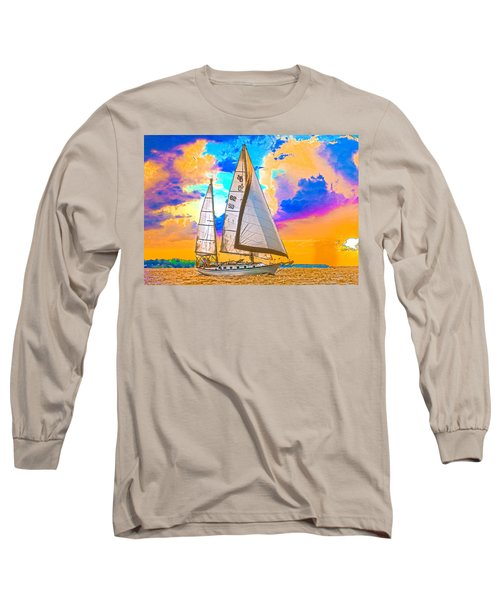 Shannon 38 Long Sleeve T-Shirt