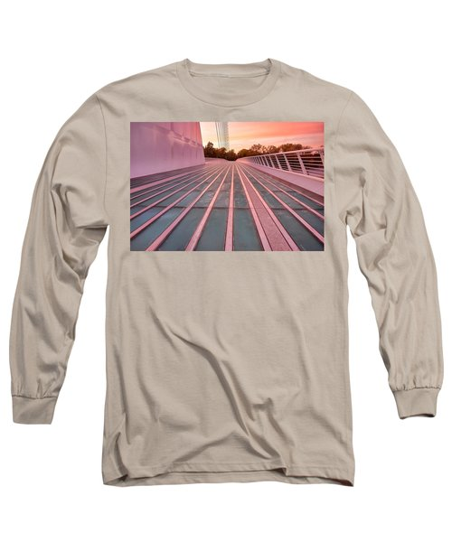 Sundial Bridge Long Sleeve T-Shirt