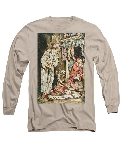The Night Before Christmas Long Sleeve T-Shirt