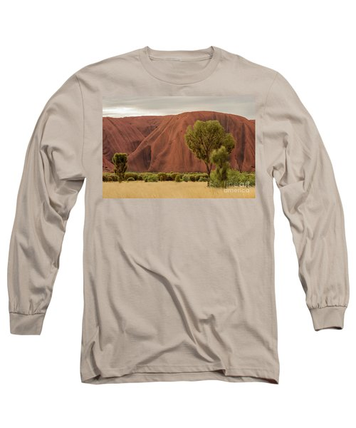 Uluru 08 Long Sleeve T-Shirt