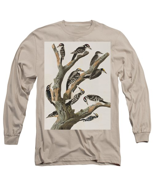 Woodpeckers Long Sleeve T-Shirt