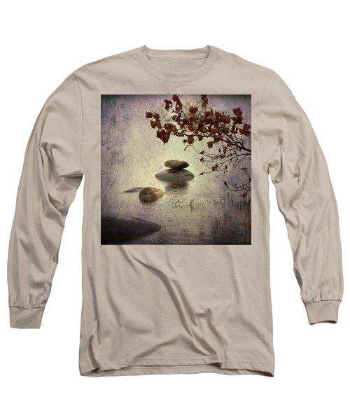 Zen Stones Long Sleeve T-Shirt