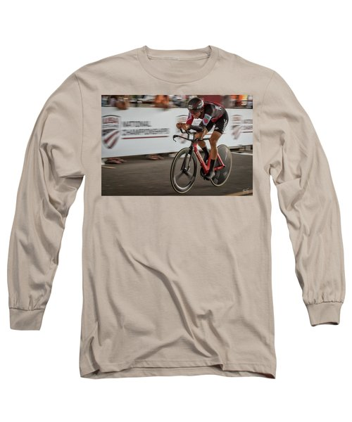 2017 Time Trial Champion Long Sleeve T-Shirt