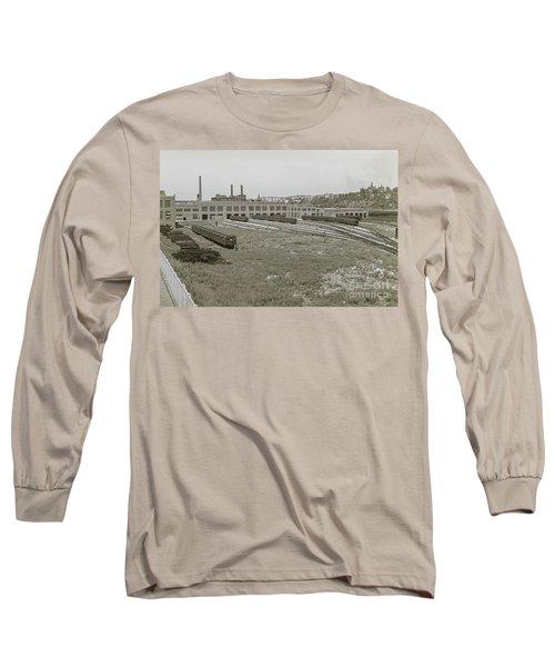207th Street Railyards Long Sleeve T-Shirt