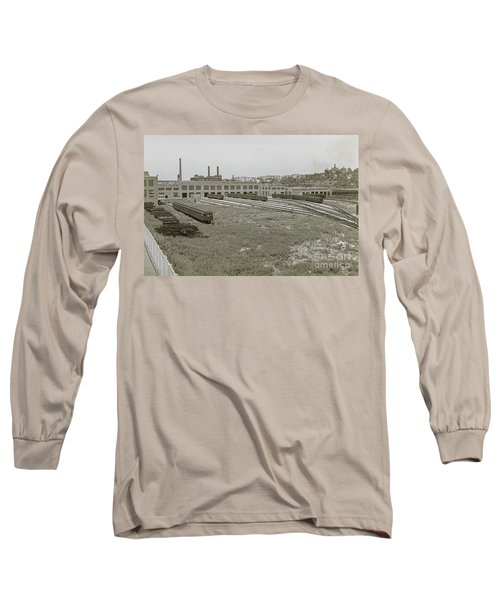 207th Street Railyards Long Sleeve T-Shirt