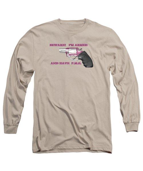 22 Magnum Long Sleeve T-Shirt by EricaMaxine  Price