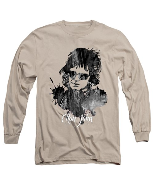 Elton John Collection Long Sleeve T-Shirt