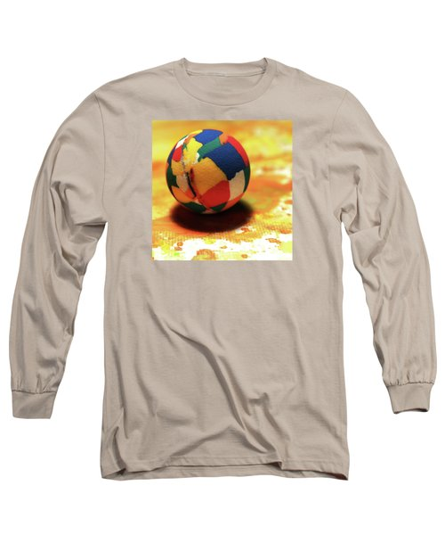 25 Cent Ball Long Sleeve T-Shirt