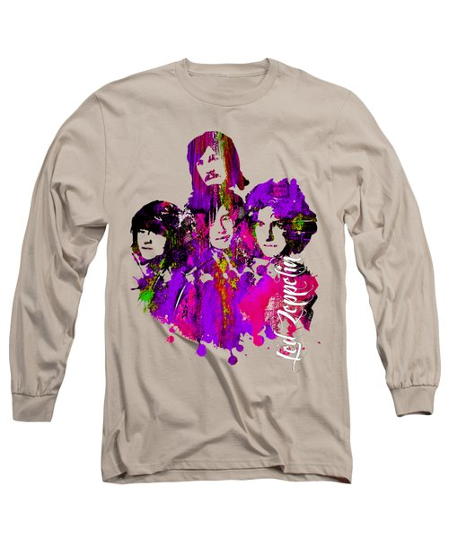 Led Zeppelin Collection Long Sleeve T-Shirt