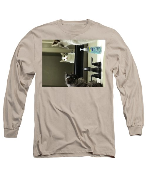 Boyz Long Sleeve T-Shirt