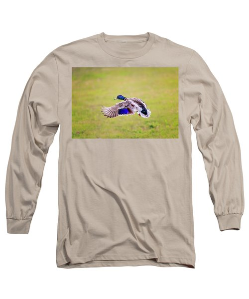 Duck-drake Long Sleeve T-Shirt