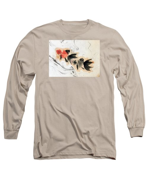 Floating 12030005 2fy Long Sleeve T-Shirt