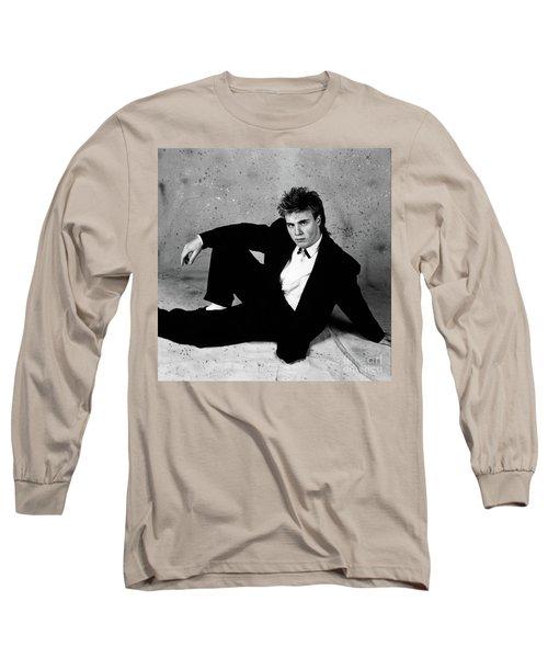Gary Barlow - 30th Annversary Photographs Long Sleeve T-Shirt