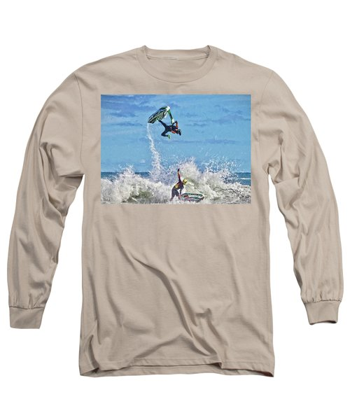 Gotcha Long Sleeve T-Shirt