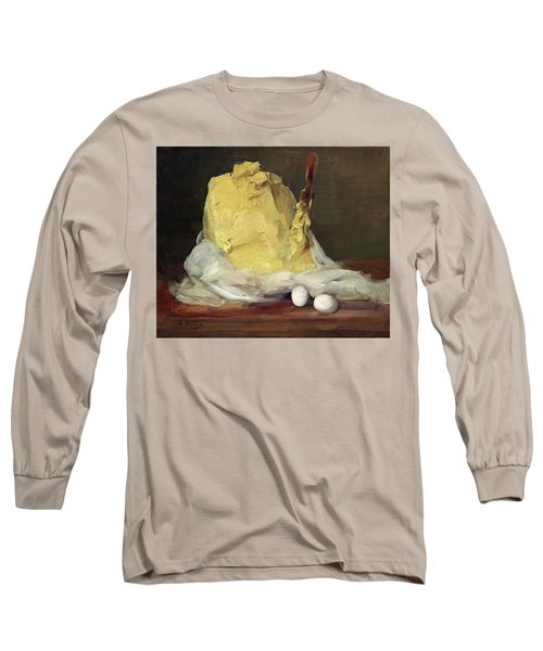 Mound Of Butter Long Sleeve T-Shirt