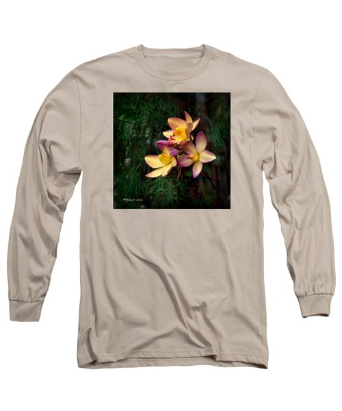 No Title Long Sleeve T-Shirt by Edgar Torres