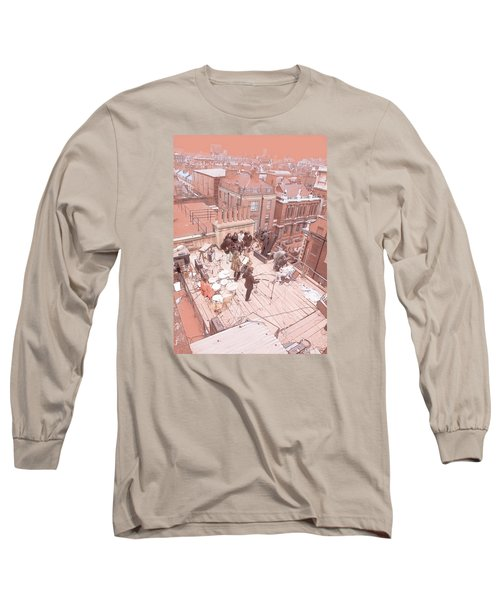 3 Savile Row, London W1s 3pb Long Sleeve T-Shirt