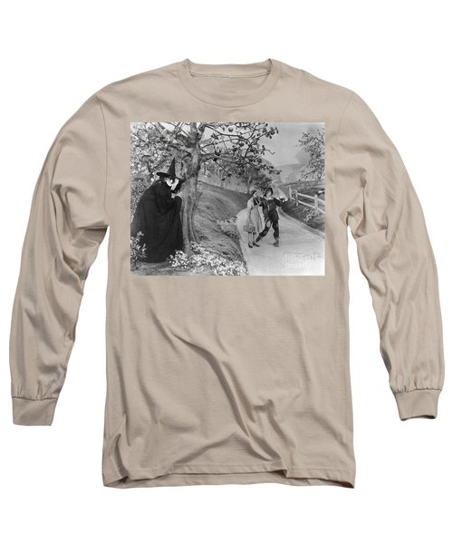 Wizard Of Oz, 1939 Long Sleeve T-Shirt