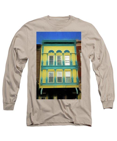 315 Main  Long Sleeve T-Shirt
