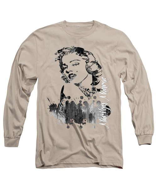 Marilyn Monroe Collection Long Sleeve T-Shirt
