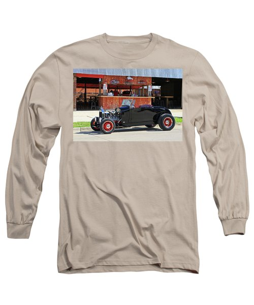 Long Sleeve T-Shirt featuring the photograph 32 Roadster by Christopher McKenzie