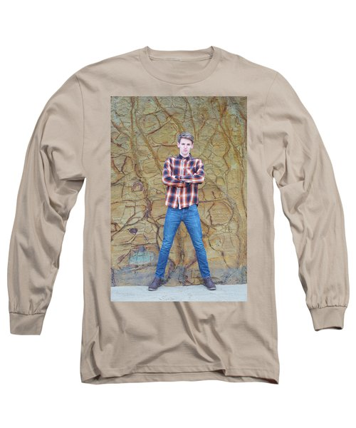 3738 Long Sleeve T-Shirt by Angi Parks