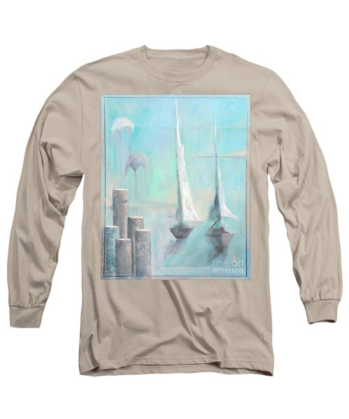 A Morning Memory Long Sleeve T-Shirt