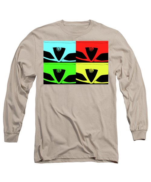 4 C Pop Long Sleeve T-Shirt