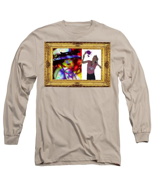 Cover Art For Gallery Long Sleeve T-Shirt