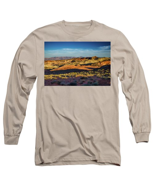 I Could Hear For Miles. Long Sleeve T-Shirt