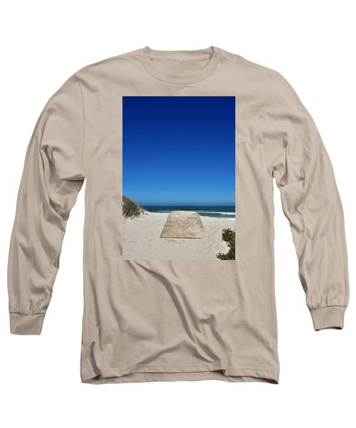long awaited View Long Sleeve T-Shirt by Werner Lehmann