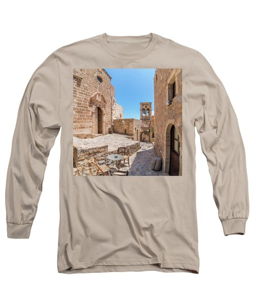 Monemvasia - Greece Long Sleeve T-Shirt