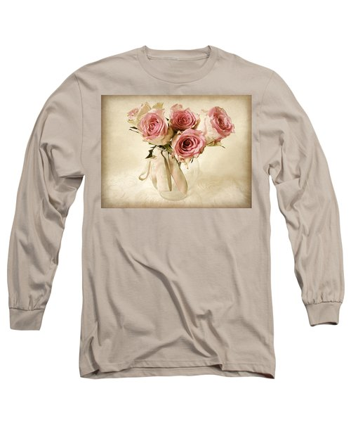 Vintage Bouquet Long Sleeve T-Shirt