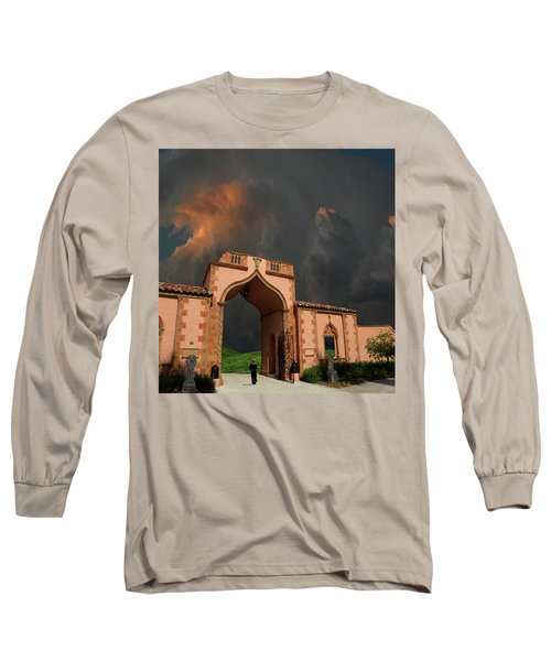 Long Sleeve T-Shirt featuring the photograph 4470 by Peter Holme III