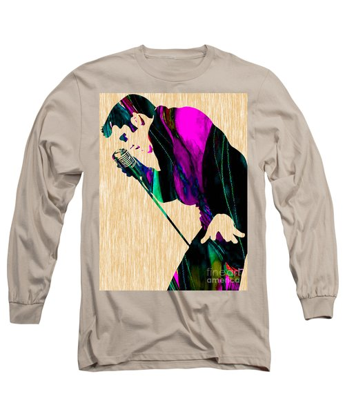 Elvis Presley Collection Long Sleeve T-Shirt