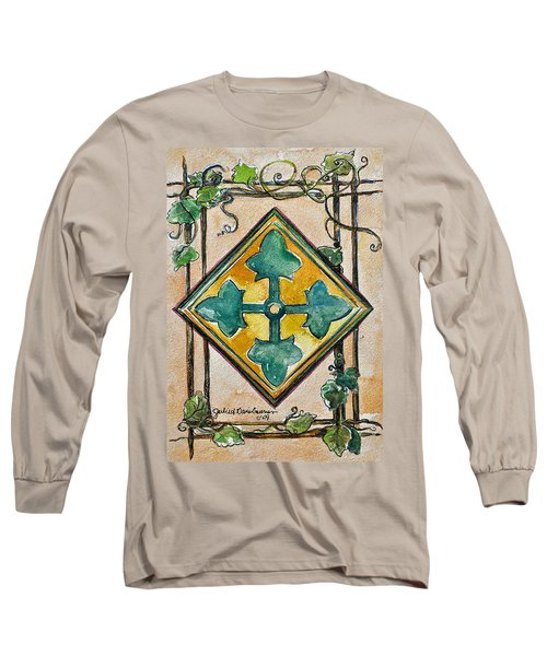 4th Infantry Division Homage Long Sleeve T-Shirt