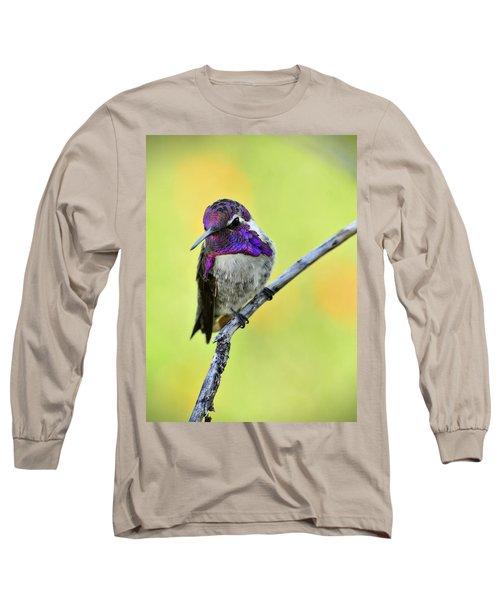 Costas Hummingbird  Long Sleeve T-Shirt