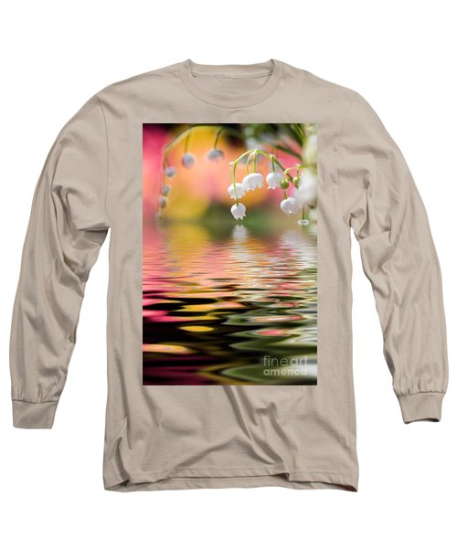 Lily Of The Valley Long Sleeve T-Shirt