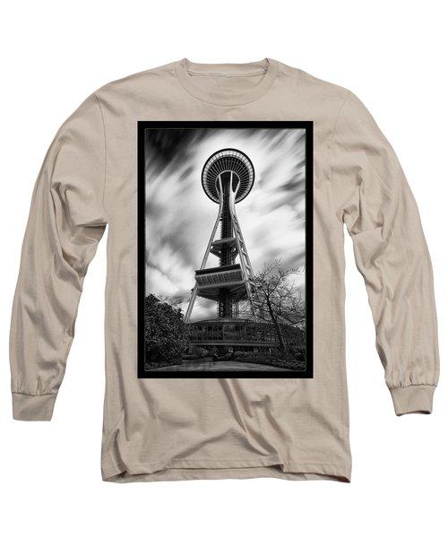 Space Needle Long Sleeve T-Shirt