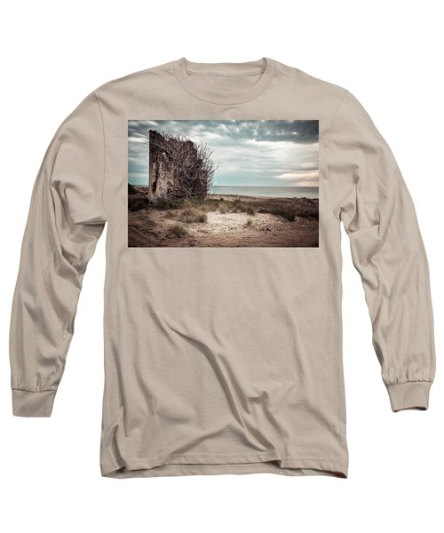 // Long Sleeve T-Shirt by Stavros Argyropoulos
