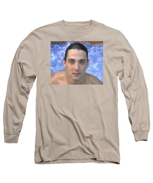 The Lover Long Sleeve T-Shirt by Jake Hartz
