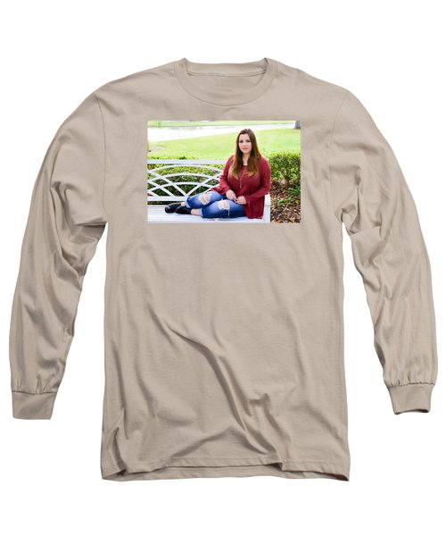 5554 Long Sleeve T-Shirt by Teresa Blanton