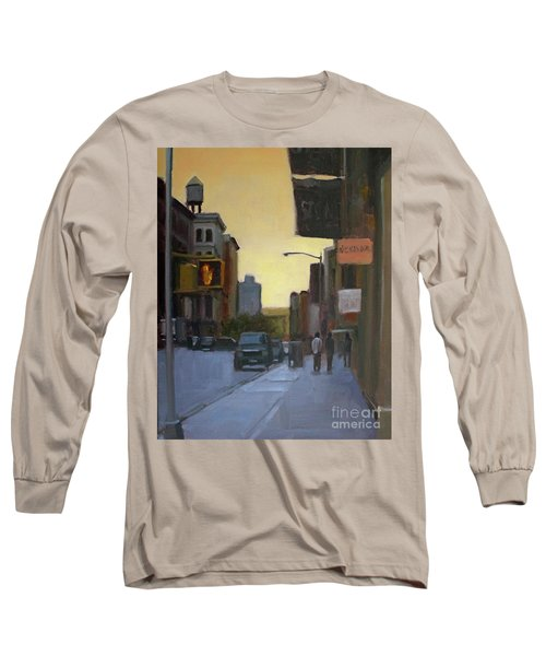 55th And 5th Long Sleeve T-Shirt